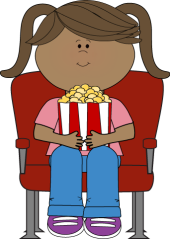 girl-watching-movie-in-theater