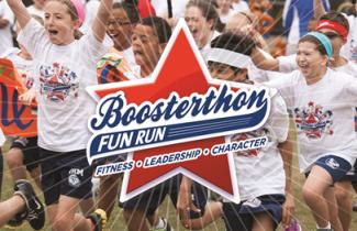 Boosterthon Fun Run Twinbrook 2013