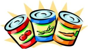Bingo Night Canned Food Drive